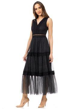 Tantra - Cocktailkleid/festliches Kleid - black
