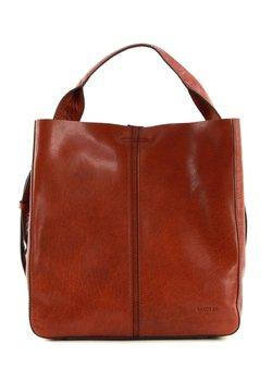 Saddler - ELSA - Shopping Bag - midbrown