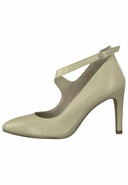 Tamaris - High Heel Pumps - ivory