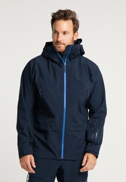 PYUA - Softshelljacke - navy blue