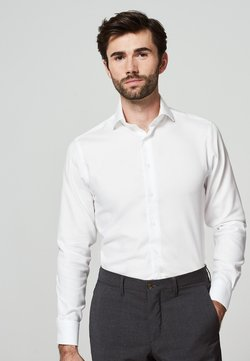 MICHAELIS - SLIM FIT - Businesshemd - wit