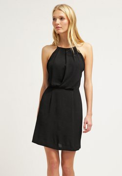 Samsøe Samsøe - WILLOW SHORT DRESS - Sukienka koktajlowa - black