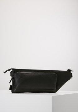 Jost - CROSSOVER BAG - Umhängetasche - black
