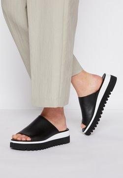 Gabor - Pantolette hoch - schwarz