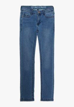 Staccato - TEENAGER - Slim fit jeans - light blue denim