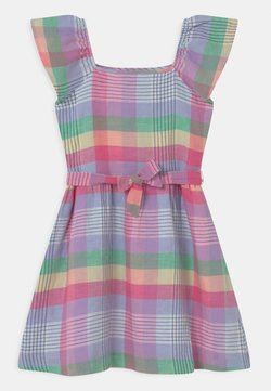 GAP - GIRL PLAID - Vardagsklänning - multi-coloured