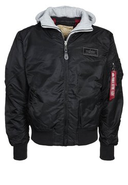 Alpha Industries - Bombertakki - black