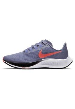 Nike Performance - AIR ZOOM PEGASUS 37 - Laufschuh Neutral - indigo haze/purple pulse/white/bright mango