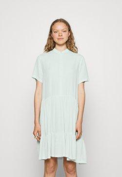 mbyM - LECIA - Blusenkleid - ulysses green