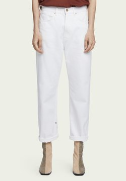 Scotch & Soda - EXTRA  - Jeans Straight Leg - coconut white