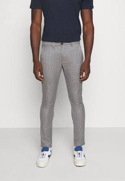 Gabba - PAUL CROSS PANTS - Chinot - light grey