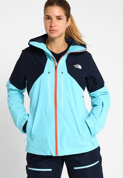 The North Face - POWDER GUIDE - Skijacke - blue/navy