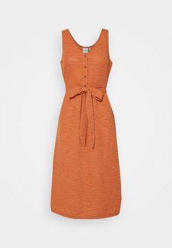 ICHI PETITE - IHALABAMA - Vestido informal - sunburn