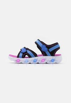 Skechers - HYPNO SPLASH - Trekkingsandale - blue/black/fuchsia