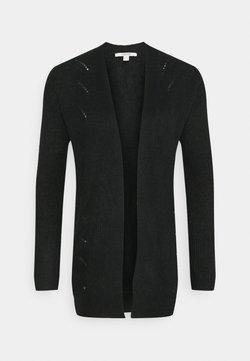 Esprit - CROCHET - Pullover - black