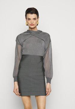 Hervé Léger - Cocktailkleid/festliches Kleid - grey