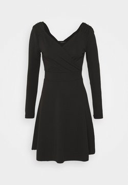 Trendyol - Jerseyklänning - black