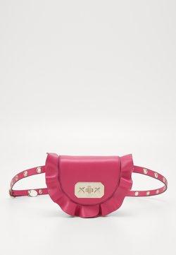 Red V - ROCK RUFFLES WAISTBAG - Gürteltasche - glossy pink