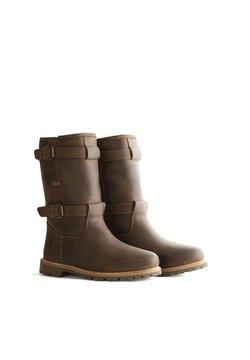 Travelin - POLARIS - Snowboot/Winterstiefel - dark brown