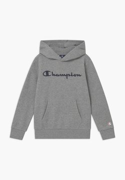 Champion - AMERICAN CLASSICS HOODED UNISEX - Luvtröja - mottled grey