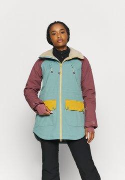 Burton - PROWESS PONDEROSA PINE - Snowboard jacket - light blue