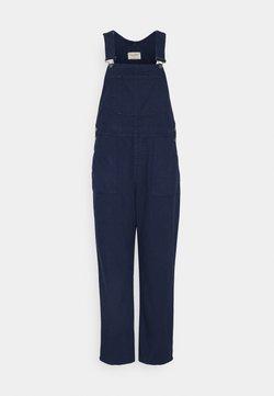 Nudie Jeans - KARIN DUNGAREES - Haalari - blue touch