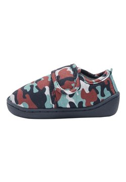 Next - MUTED CAMO SLIPPERS (YOUNGER) - Chaussons pour bébé - green