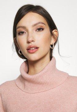 Miss Selfridge - NEW COWL JUMPER - Strickpullover - pink