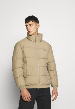 Jack & Jones - JORSPECTOR PUFFER JACKET - Winterjacke - chinchilla