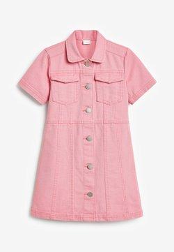Next - Jeanskleid - pink