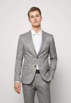 Ben Sherman Tailoring - HIGH TWIST STRUCTURE SUIT - Anzug - grey