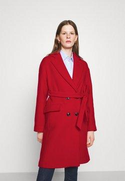Pinko - GIACOMINO CAPPOTTO PANNO - Klasyczny płaszcz - red
