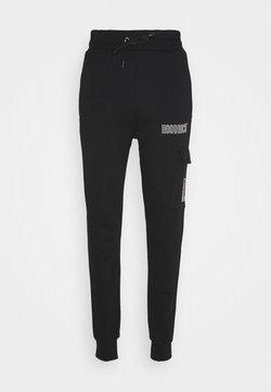 Hoodrich - Cargo trousers - black