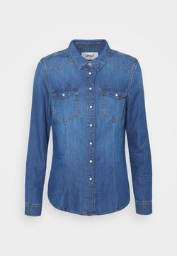 ONLY - ONLROCK LIFE - Camicia - medium blue denim