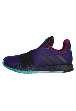 adidas Performance - Zapatillas de baloncesto - purple/black/ turquoise