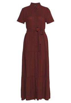Vero Moda - VMOKSANA DOLCA - Maxi dress - sable