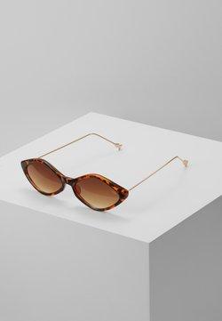 Sunheroes - Zonnebril - dark brown/gold coloured
