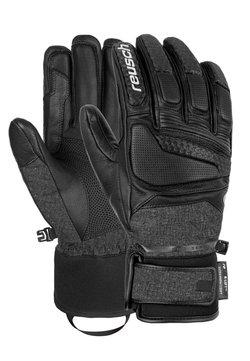 Reusch - Fingerhandschuh - black melange / black