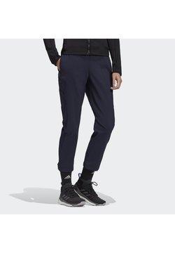 adidas Performance - HIKE TECHNICAL HIKING PANTS - Stoffhose - legink/metgry