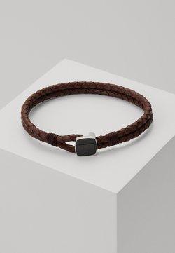 BOSS - SEAL - Bracelet - dark brown