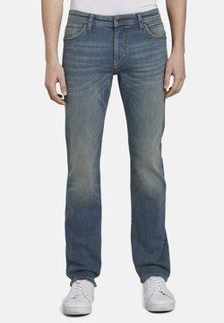 TOM TAILOR - MARVIN - Jeans Straight Leg - blue denim tint