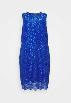 CAPSULE by Simply Be - DRESS - Sukienka koktajlowa - cobalt