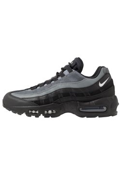 Nike Sportswear - AIR MAX 95 ESSENTIAL - Sneakersy niskie - black/white/smoke grey