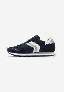 Geox - VITTORIALE - Sneaker low - navy