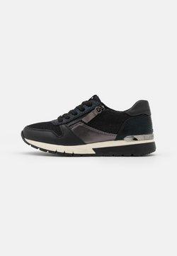 TOM TAILOR - Sneakers - black