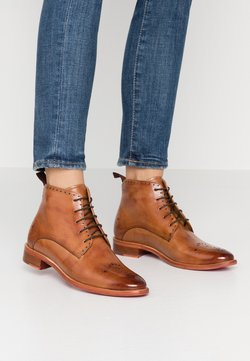 Melvin & Hamilton - BETTY - Ankle Boot - tan