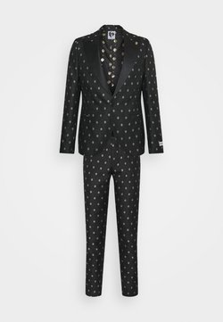 Twisted Tailor - HORNCHURCH SUIT - Costume - black