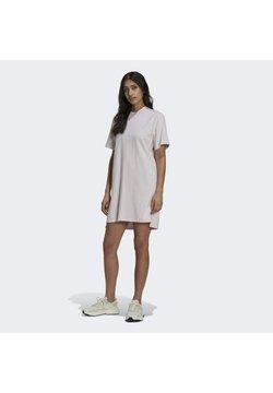 adidas Originals - Vestido ligero - pearl amethyst