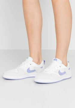 Nike SB - ALLEYOOP - Sneaker low - summit white/light thistle