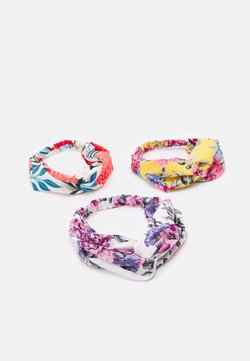 ONLY - ONLJENNIE HAIRBAND 3 PACK - Haaraccessoire - cloud dancer/multi
